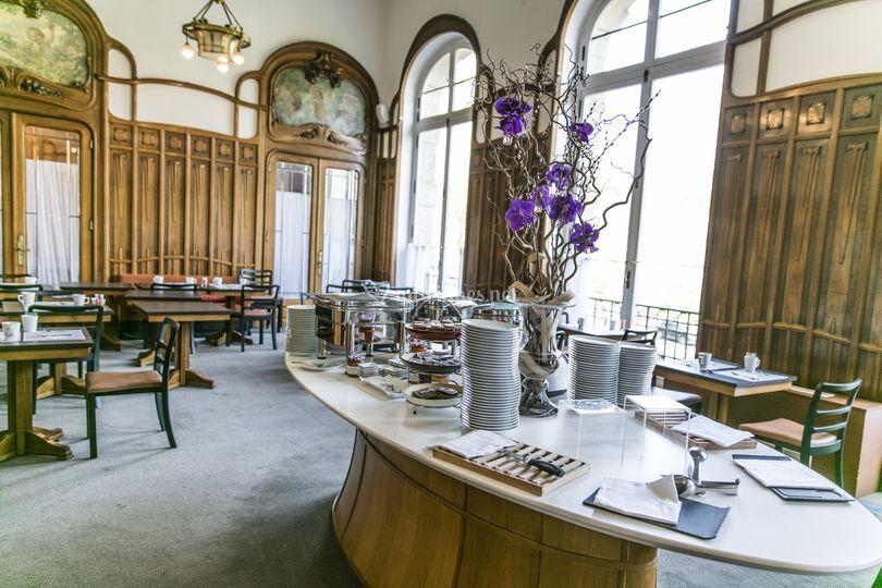 Mercure Lyon Centre Château Perrache