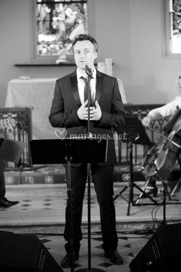 David-Voix-église