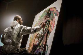 Michaël Raivard - Peintre performer