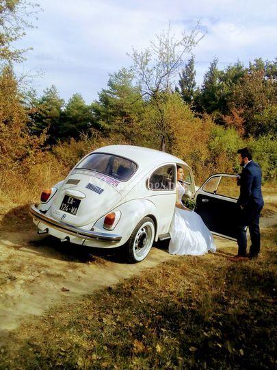 Couple + voiture