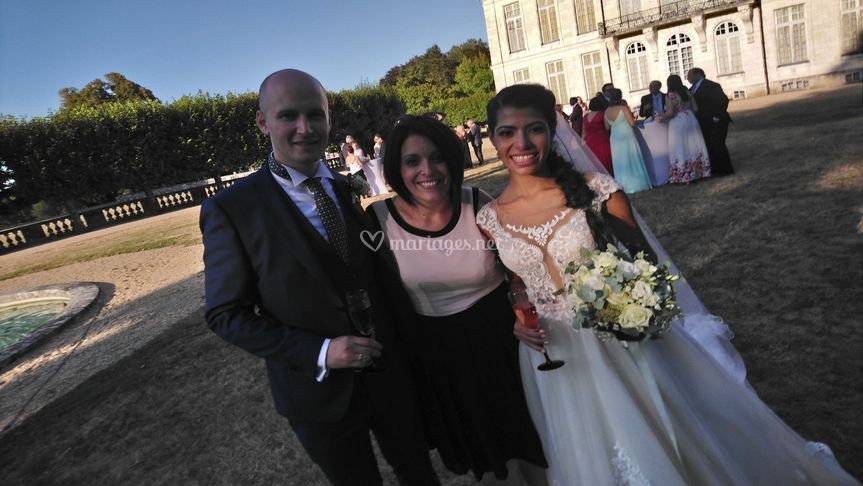 Mariage Bilingue France-Bresil