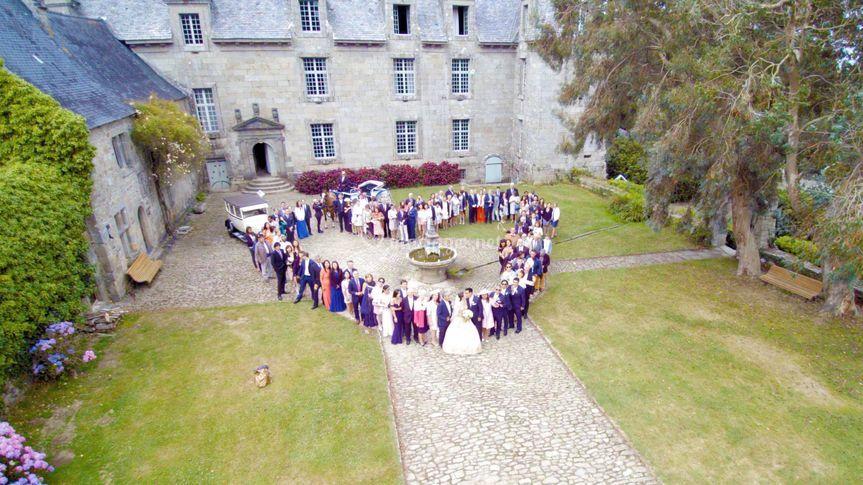 Mariage - Coeur - Kerouartz