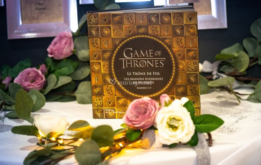 "Thème ""Game of Thrones"""