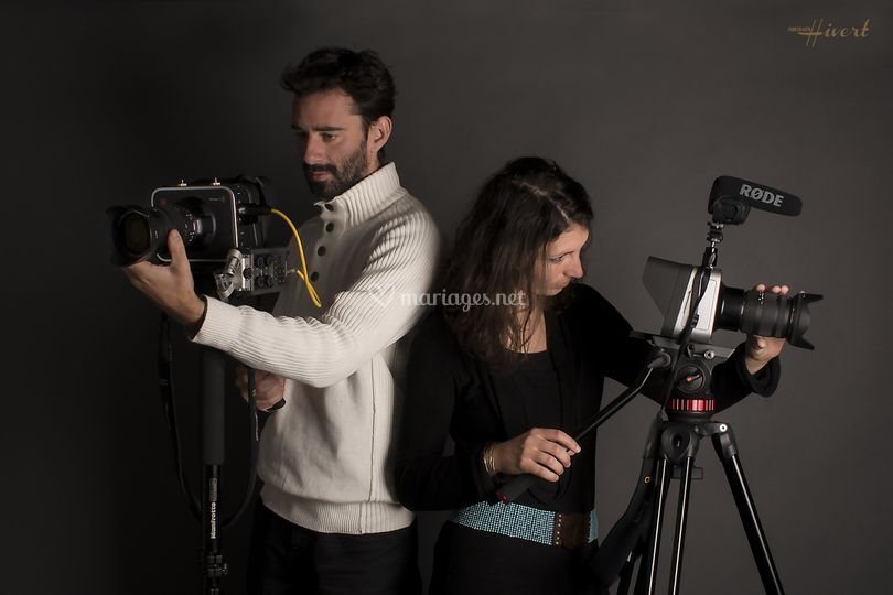L'équipe de caméramans 2