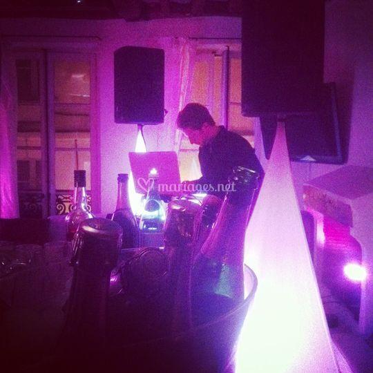 DJ à domicile