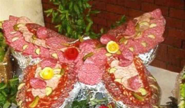 Décoration buffet