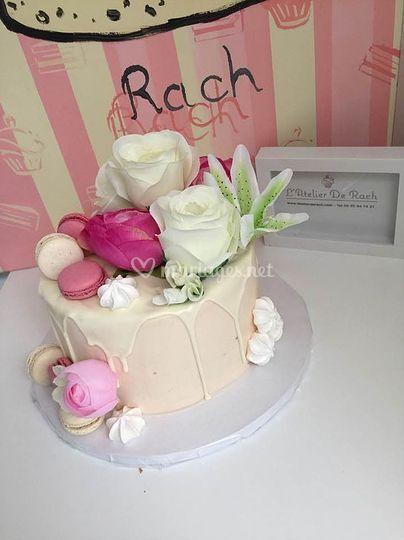 Layer Cake floral mariage