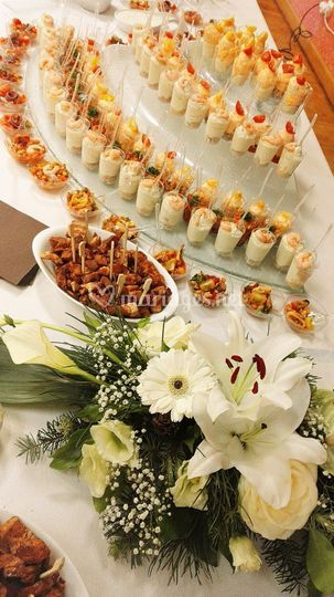 Apéritif dînatoire