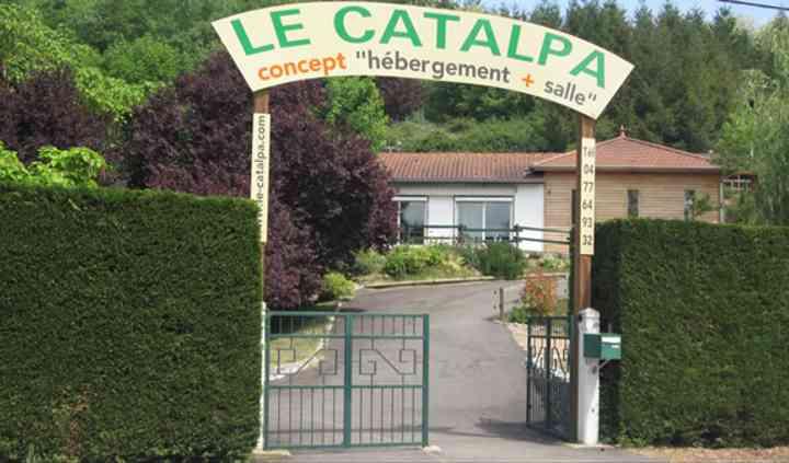 Entrée du Catalpa
