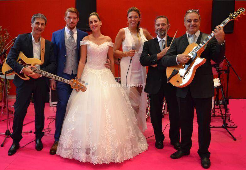 Mariage à St Raphaël (Var)