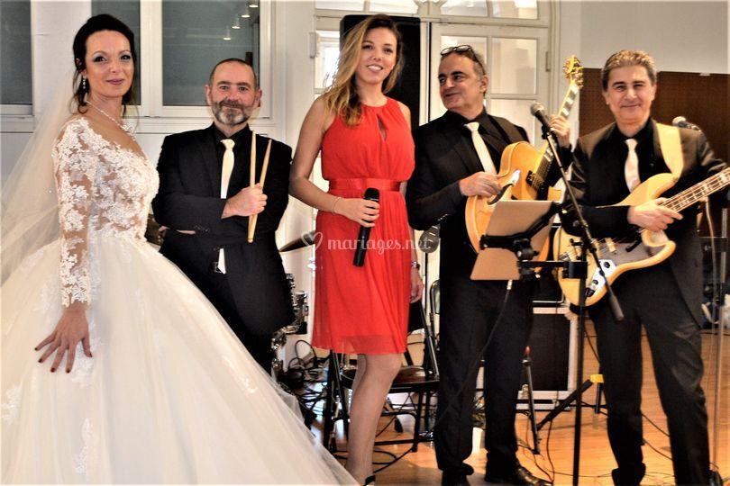 Vive la mariée ! (St Tropez)