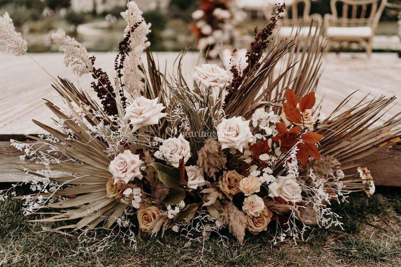 Bouquet décoration