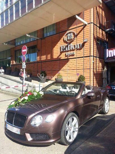 Bentley Continental GT Cab