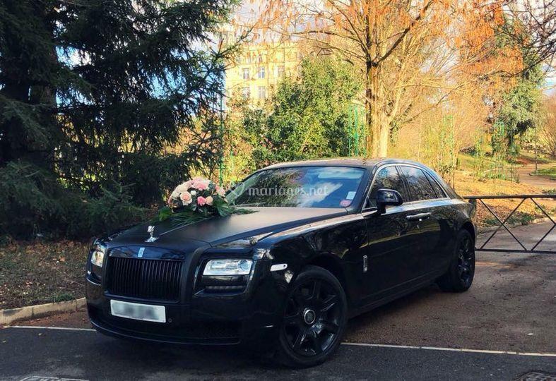 Rolls Royce Ghost Black Ed.