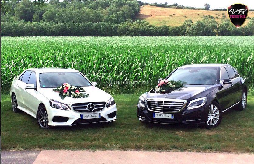 Mercedes Classe E & S