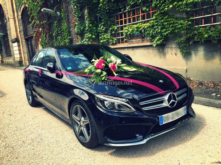 Mercedes Classe C pack AMG