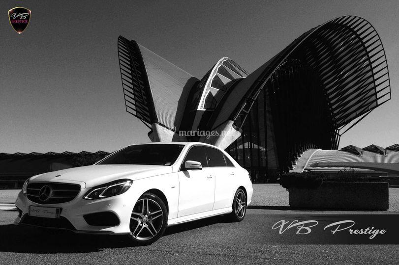 Mercedes Classe E pack AMG