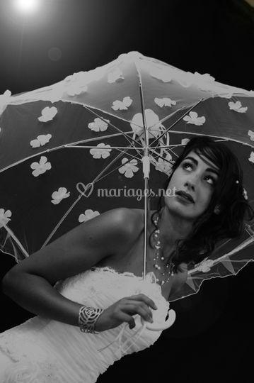 Shoot de la mariée