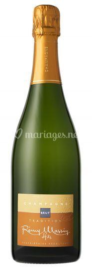 Champagne Rémy Massin brut