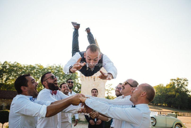 Jump du marié
