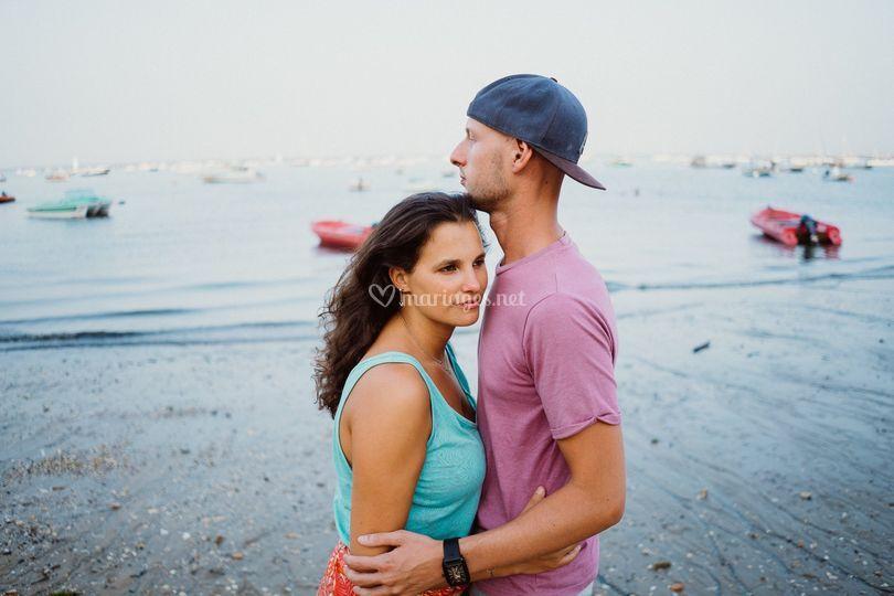 Séance avant mariage
