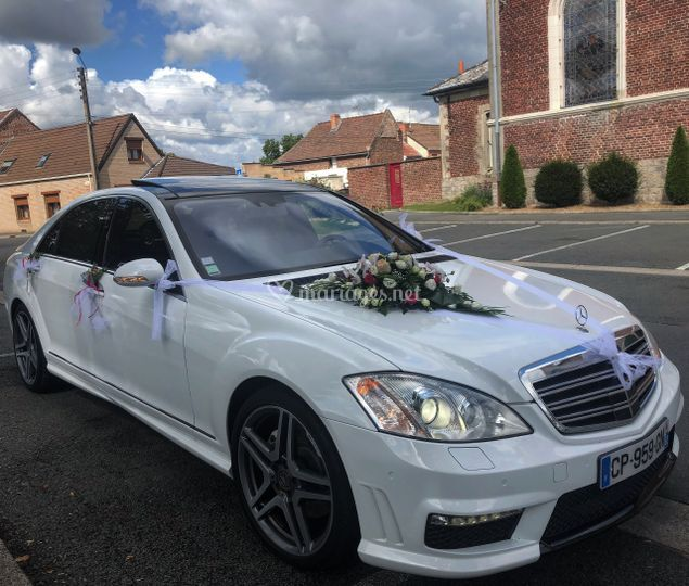 Mercedes classe S 500 amg