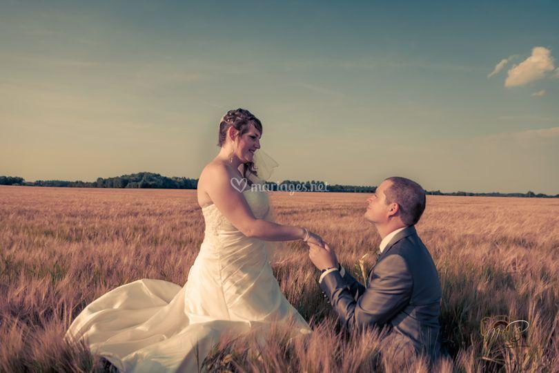 Mariage de sandy et cyril
