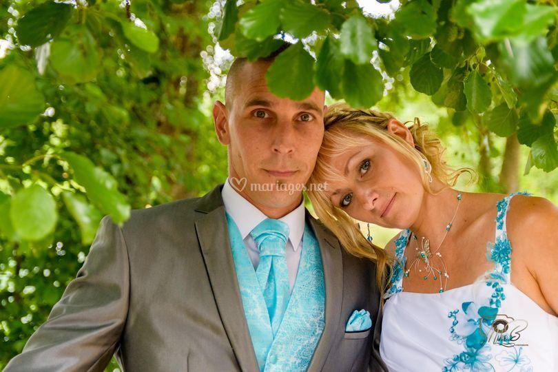 Mariage de laurianne et cedric