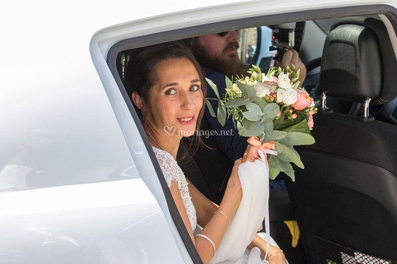 Photo avant le mariage