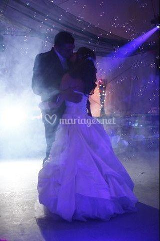 Ouverture du bal - marié