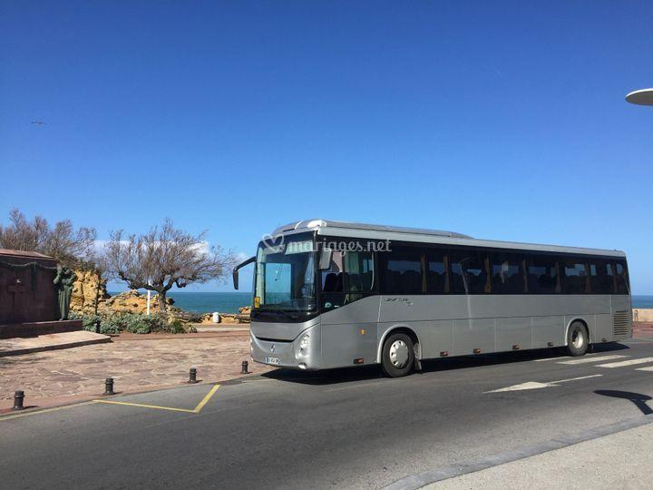Autocar tourisme 63 places