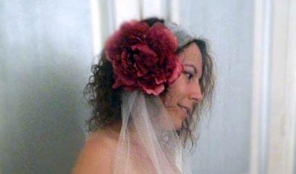 Tutoriel pour fabriquer un voile de mariée hippie chic
