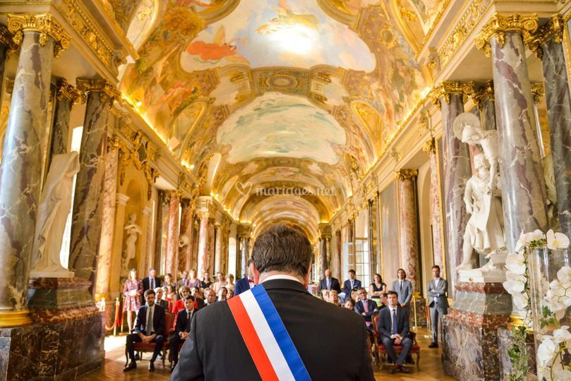 Mariage, Capitole Toulouse