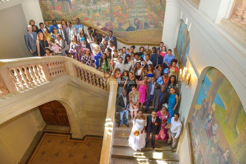 Mariage au Capitole, Toulouse