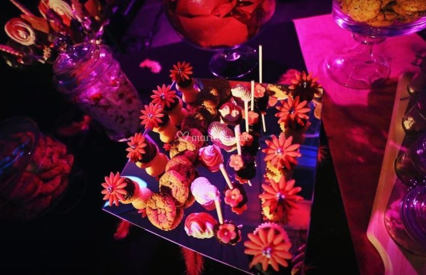Candy bar TOR Events