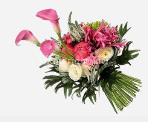 Bouquet de différents styles