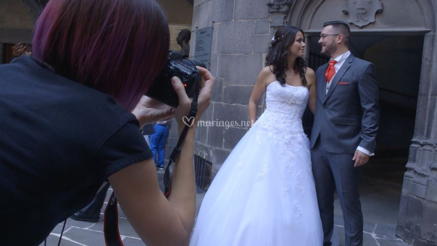 SofyProd photo de mariage