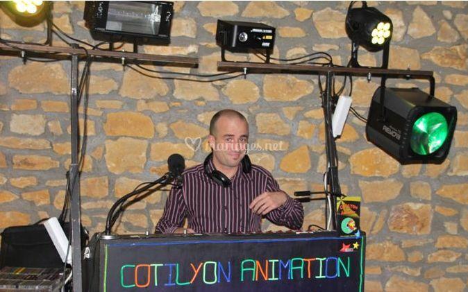 Cotilyon Animation dj