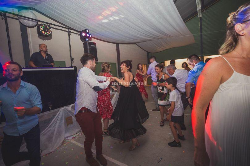 Instants dansants