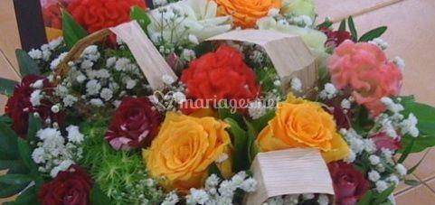Fleurs et bonbons