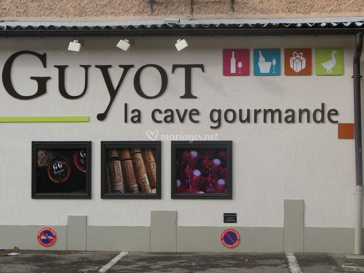 GUYOT La Cave Gourmande Vaise