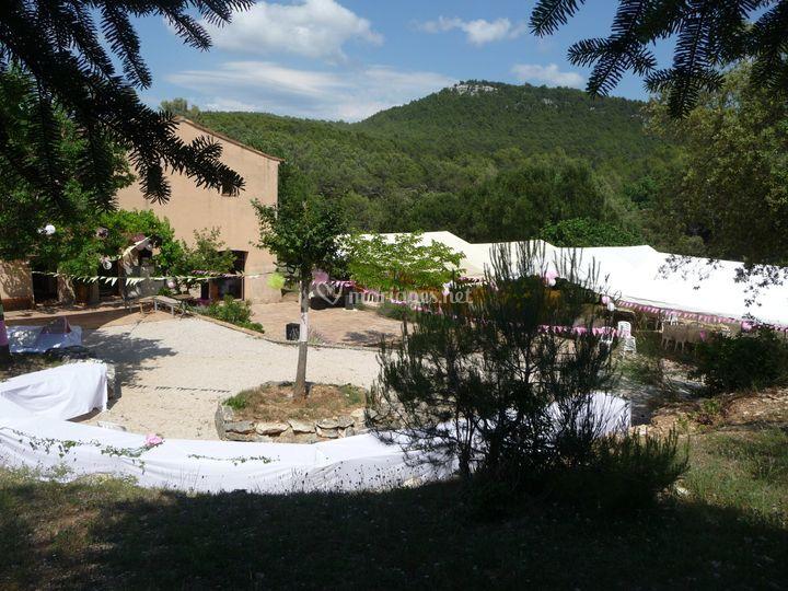 Les terrasses & Castillon