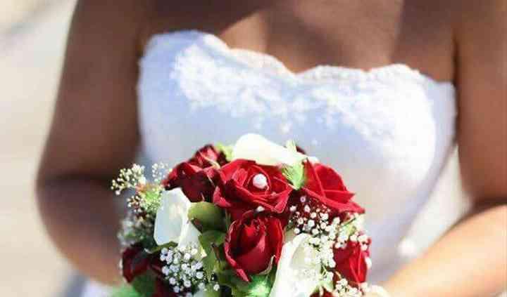 Bouquet cascade