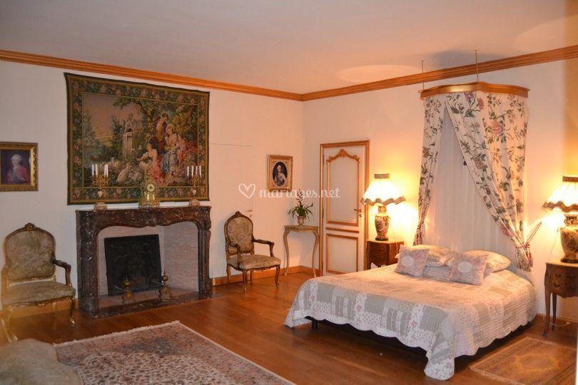 Chambre Pompadour