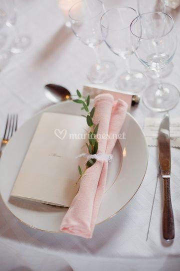 Scénographie de table