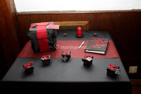 Exceptionnel Le mariage gothique de Laetitia et Fabrice QT27