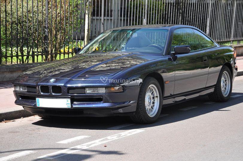Paris BMW 840