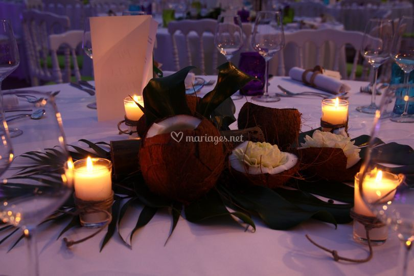 Table exotique