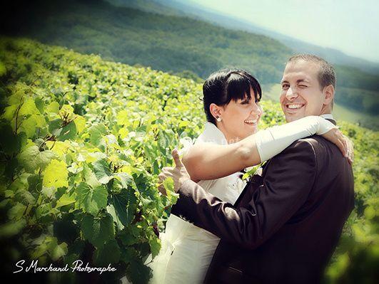 Couples vignes