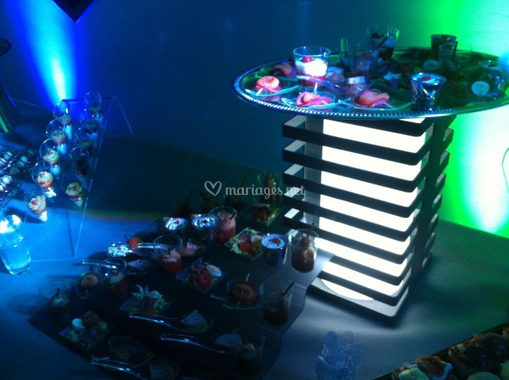 Cocktail dînatoire Arena